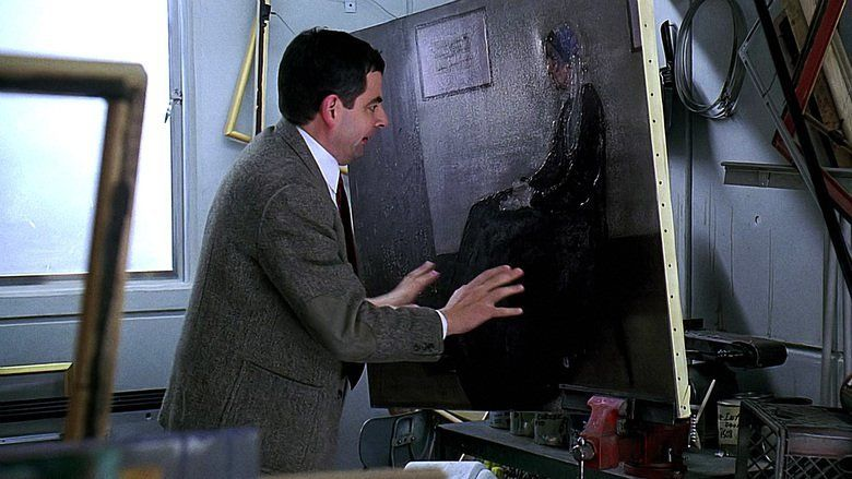 Bean (film) movie scenes