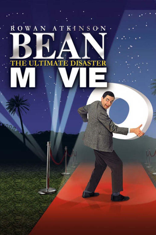 Bean (film) movie poster