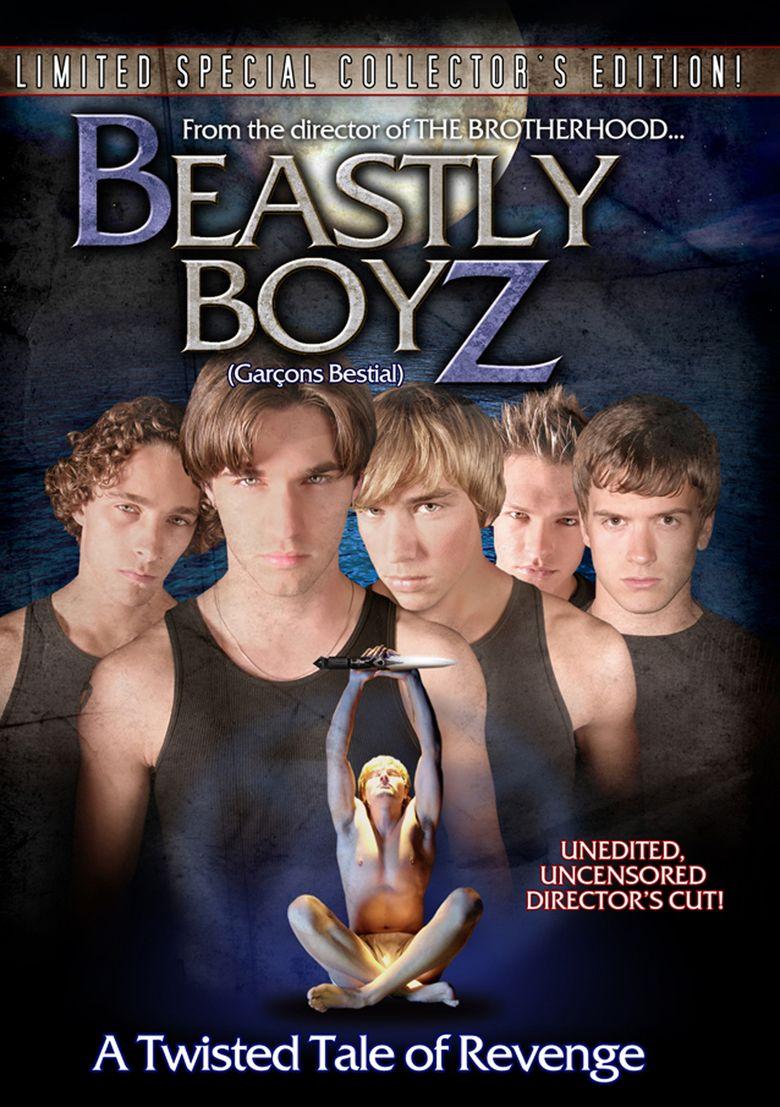 Beastly Boyz movie poster
