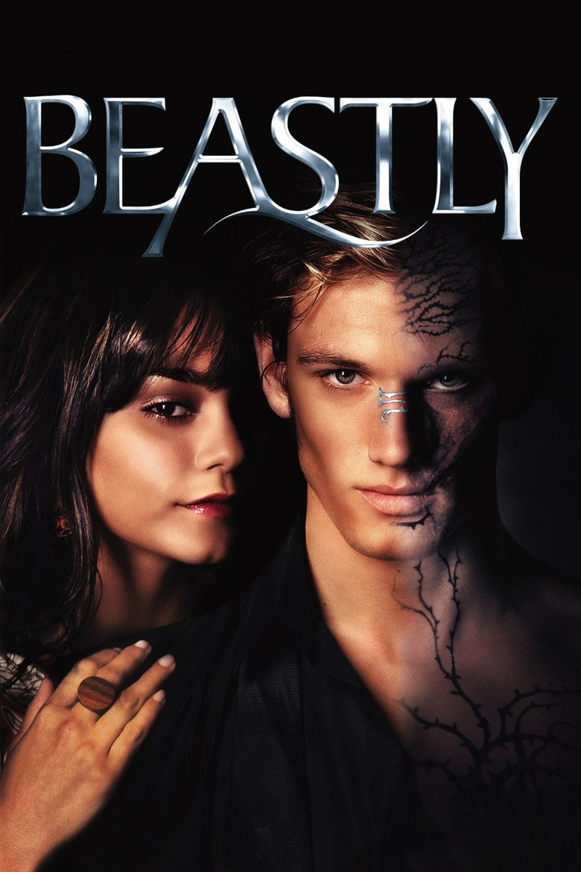 Beastly (film) movie poster