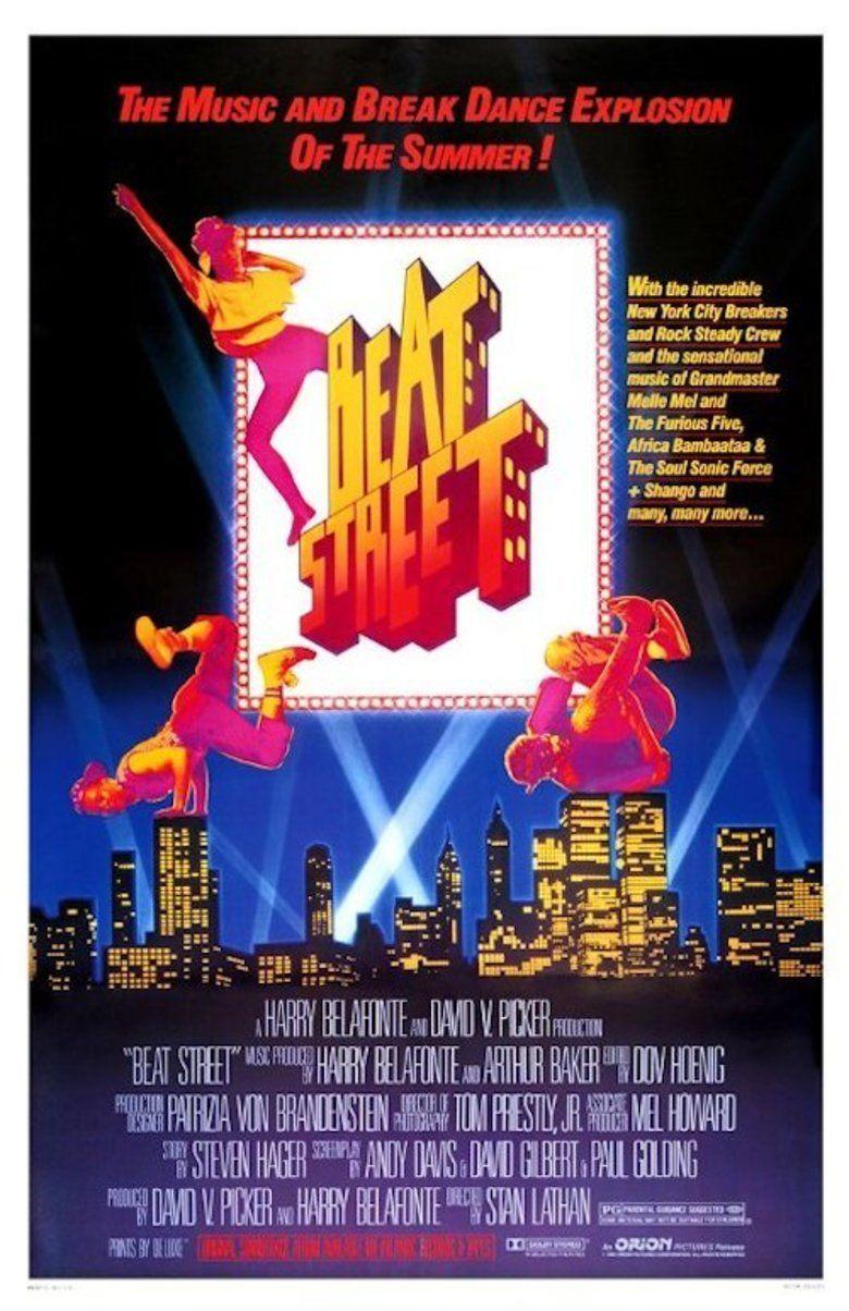 Beat Street movie poster