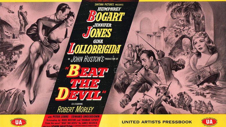 Beat the Devil (film) movie scenes