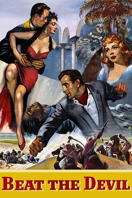 Beat the Devil (film) movie poster