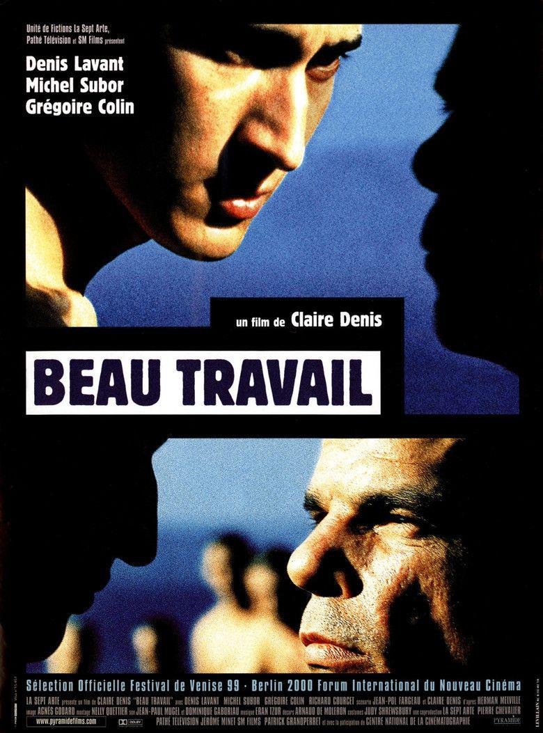 Beau Travail movie poster