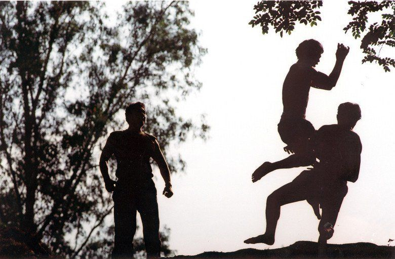 Beautiful Boxer movie scenes
