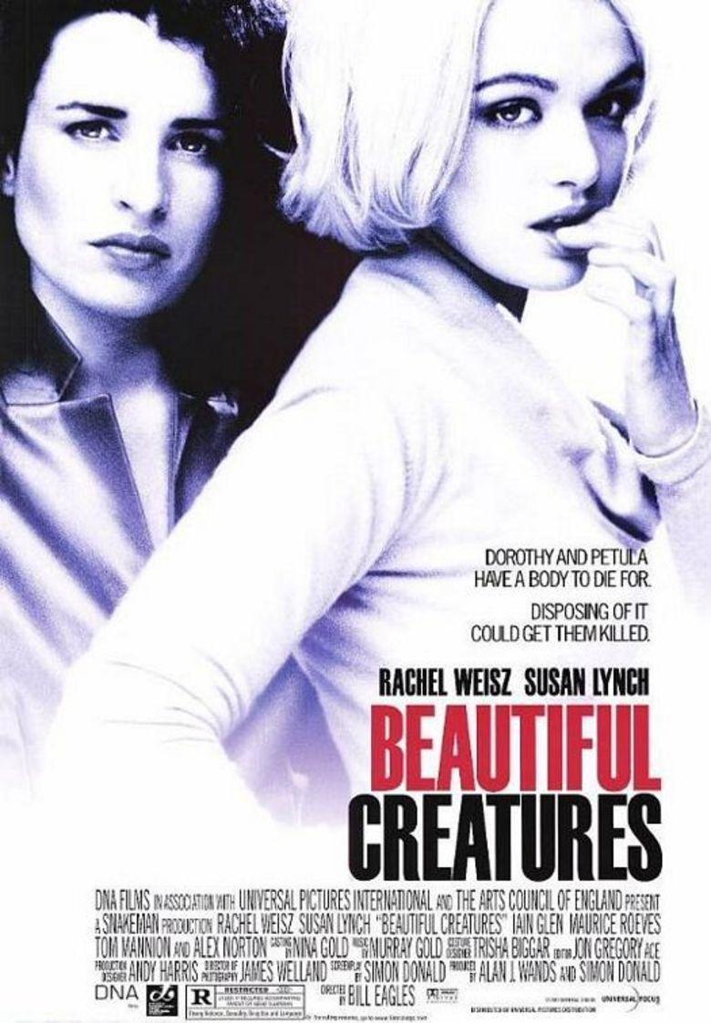 Beautiful Creatures (2000 film) movie poster