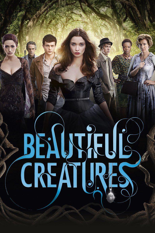 Beautiful Creatures (2013 film) movie poster