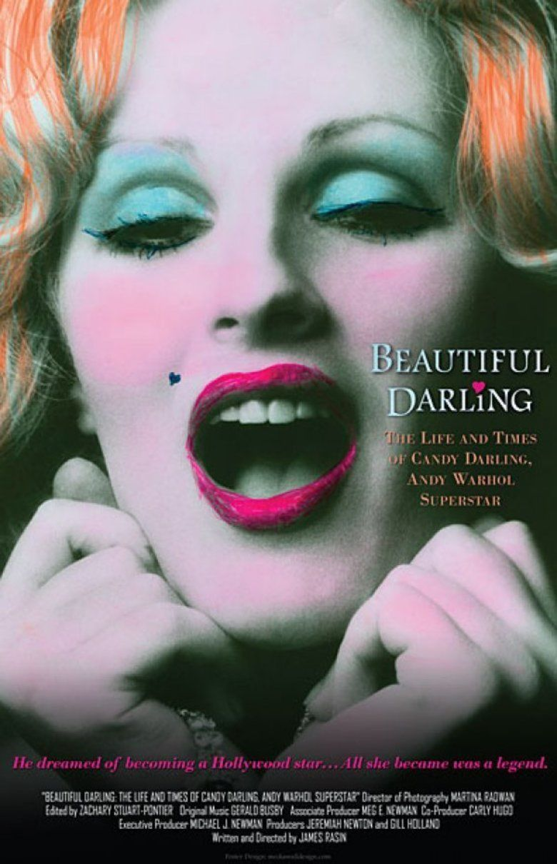 Beautiful Darling movie poster
