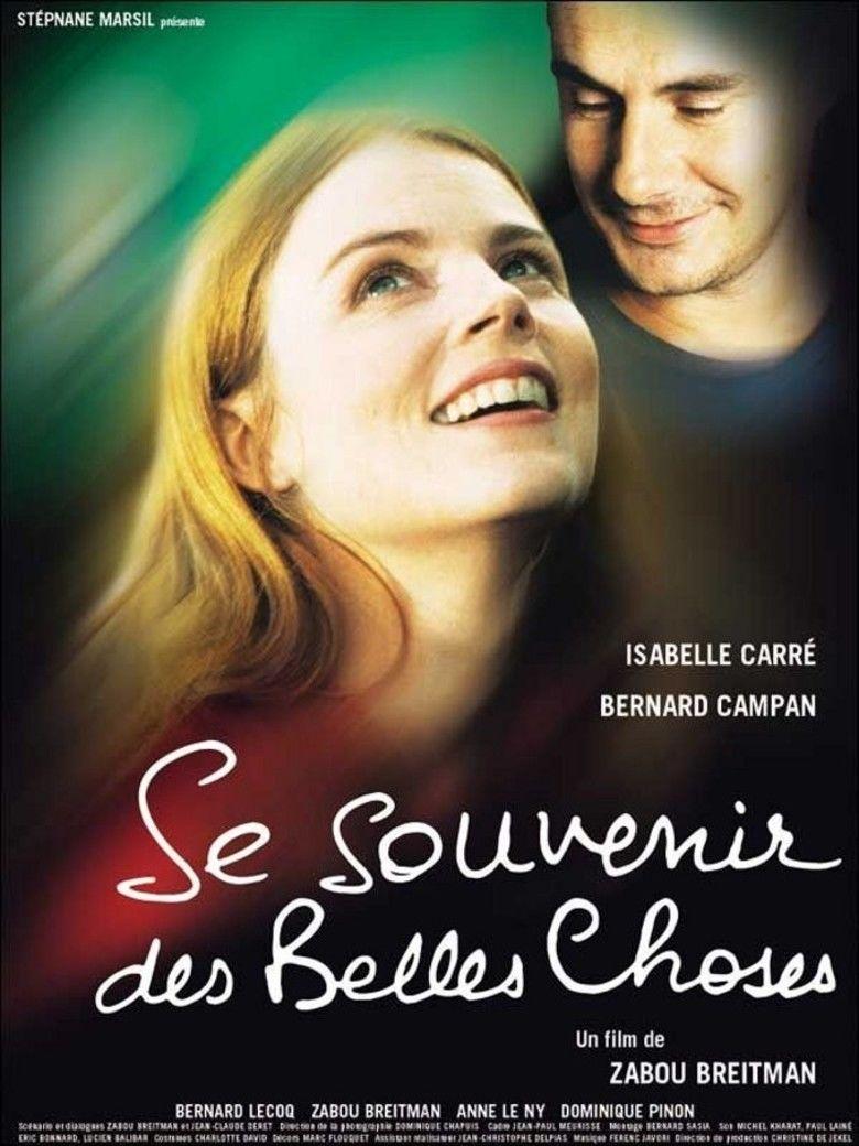 Beautiful Memories movie poster