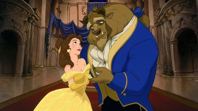 Beauty and the Beast (1991 film) movie scenes