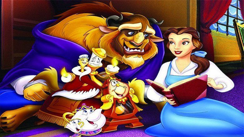 Beauty and the Beast: Belles Magical World movie scenes