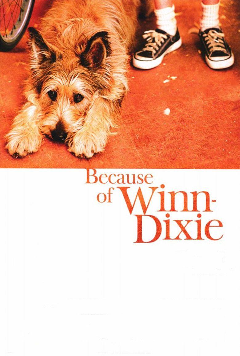 Because of Winn Dixie (film) movie poster