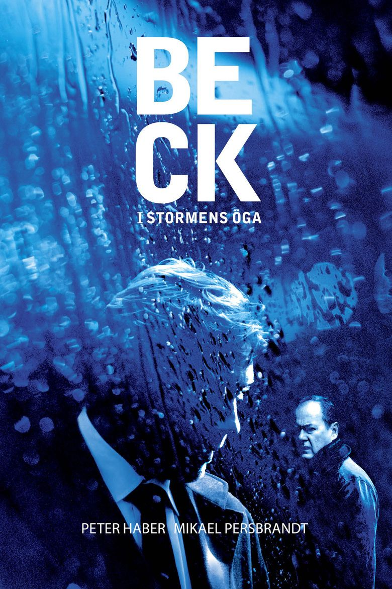Beck: The Eye of the Storm movie poster