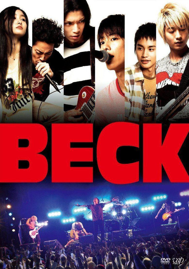 Beck (manga) movie poster