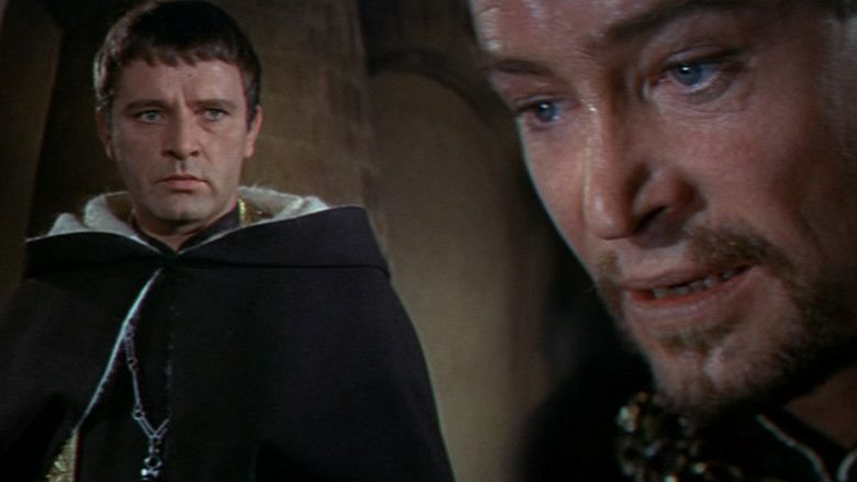 Becket (1964 film) movie scenes