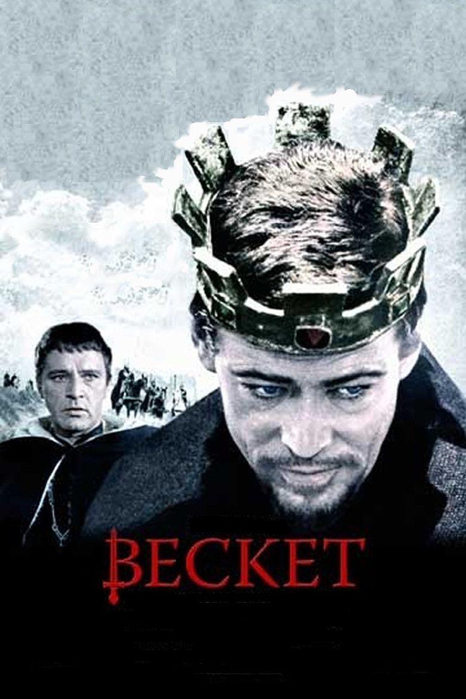 Becket (1964 film) movie poster