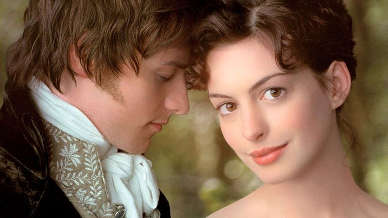 Becoming Jane movie scenes