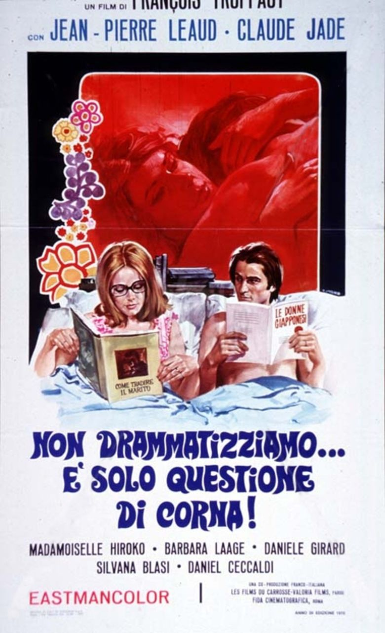 Bed and Board (1970 film) movie poster