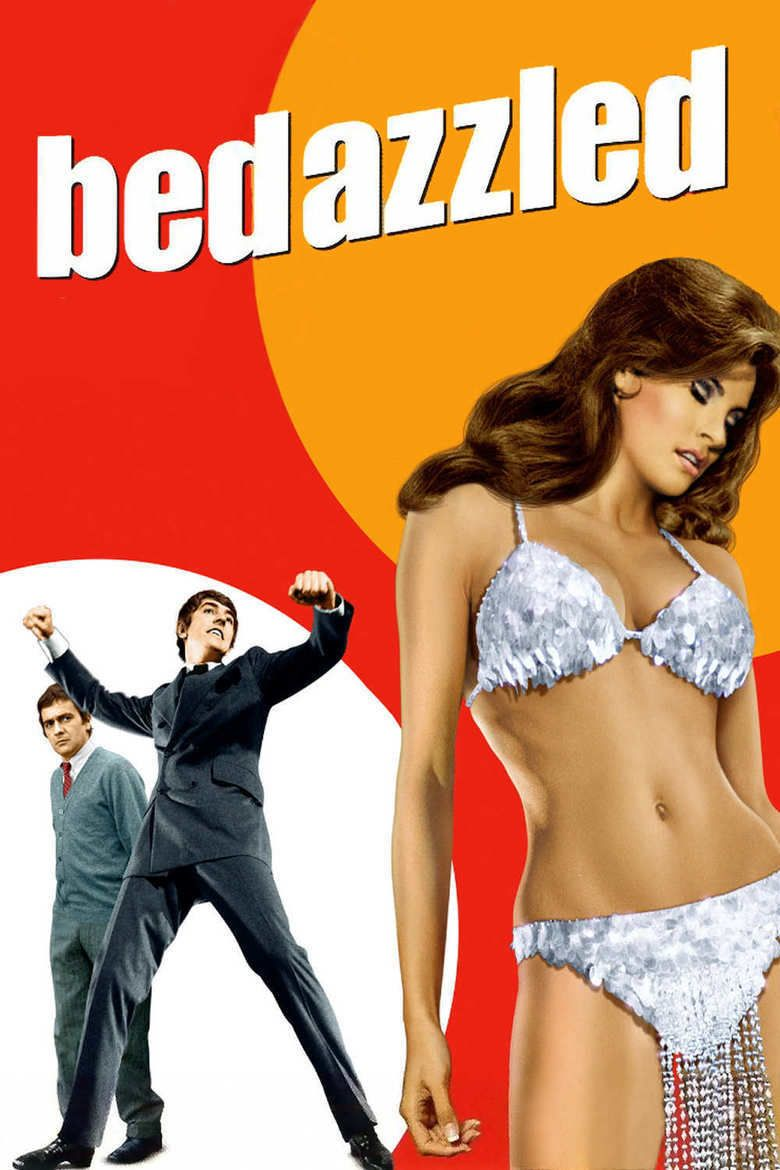 Bedazzled (1967 film) movie poster