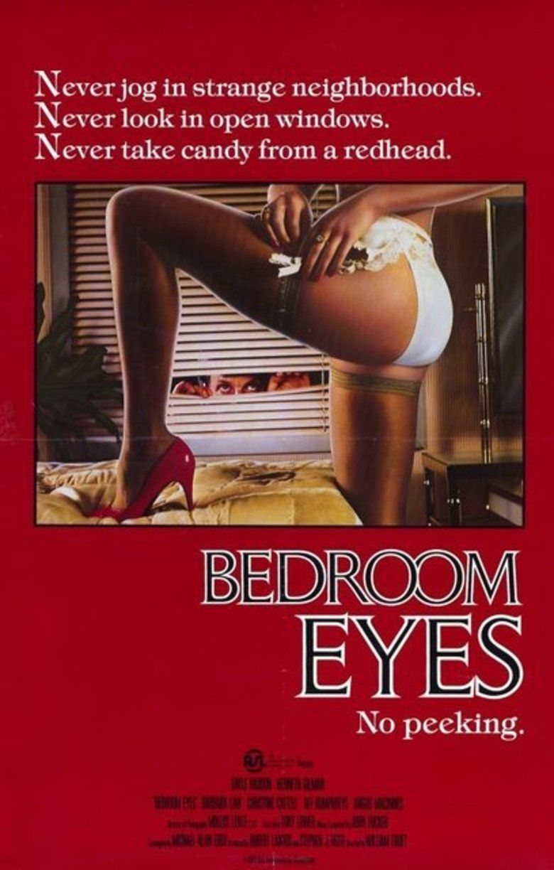 Bedroom Eyes (film) movie poster