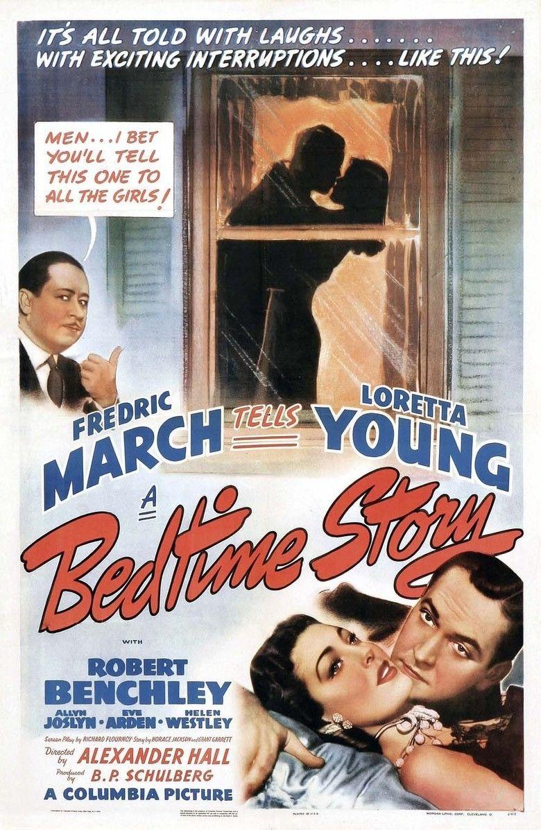 Bedtime Story (1941 film) movie poster