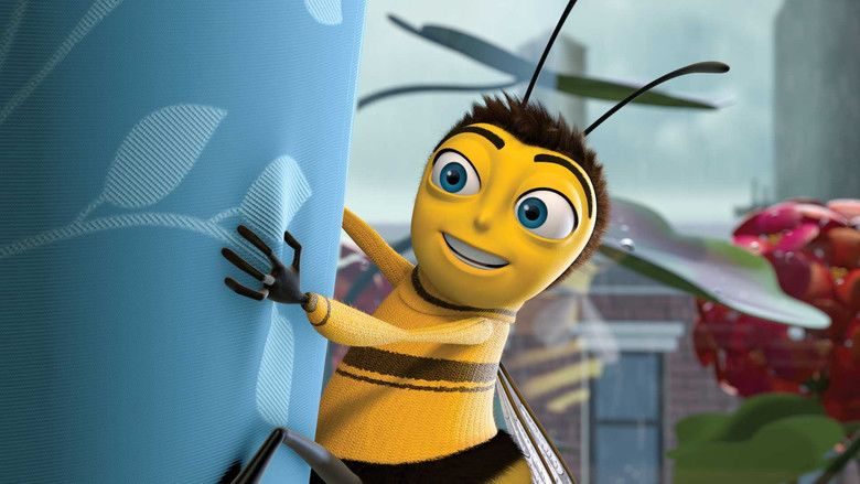 Bee Movie movie scenes