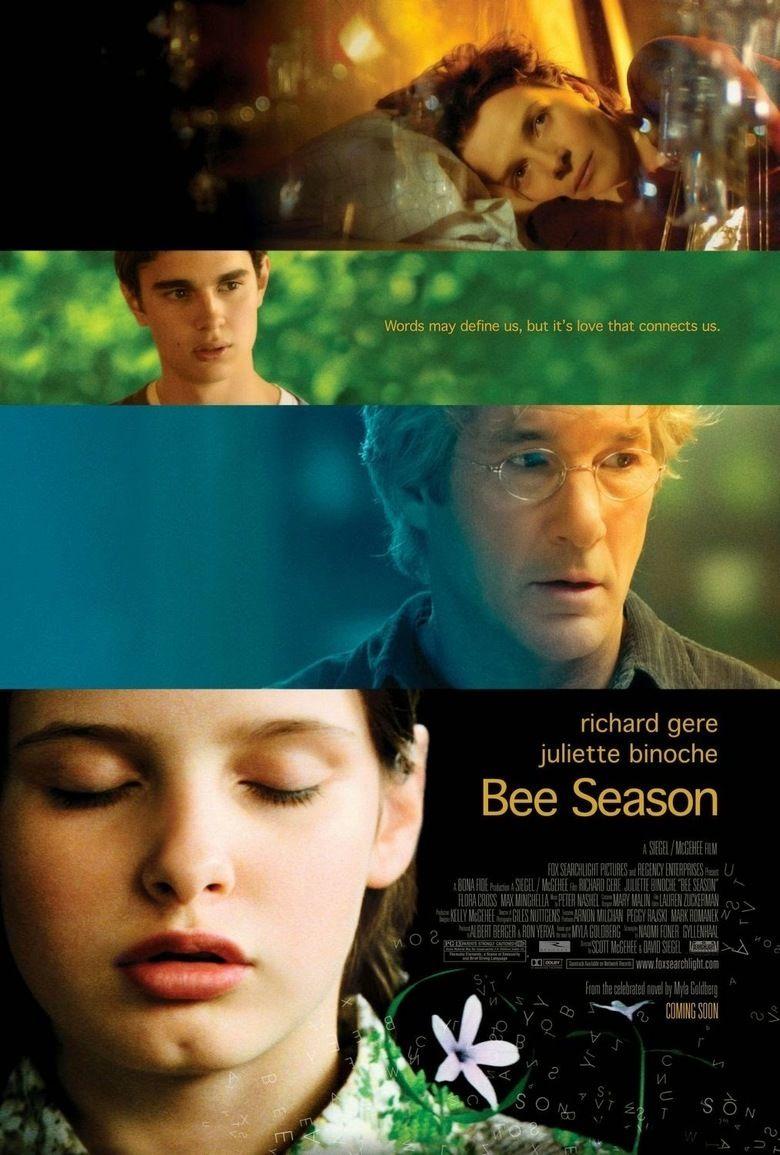 Bee Season (film) movie poster