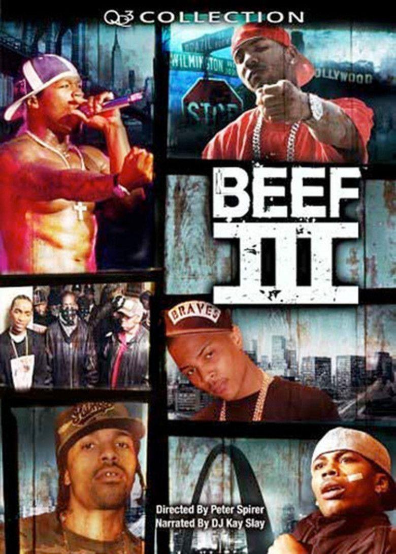 Beef III movie poster