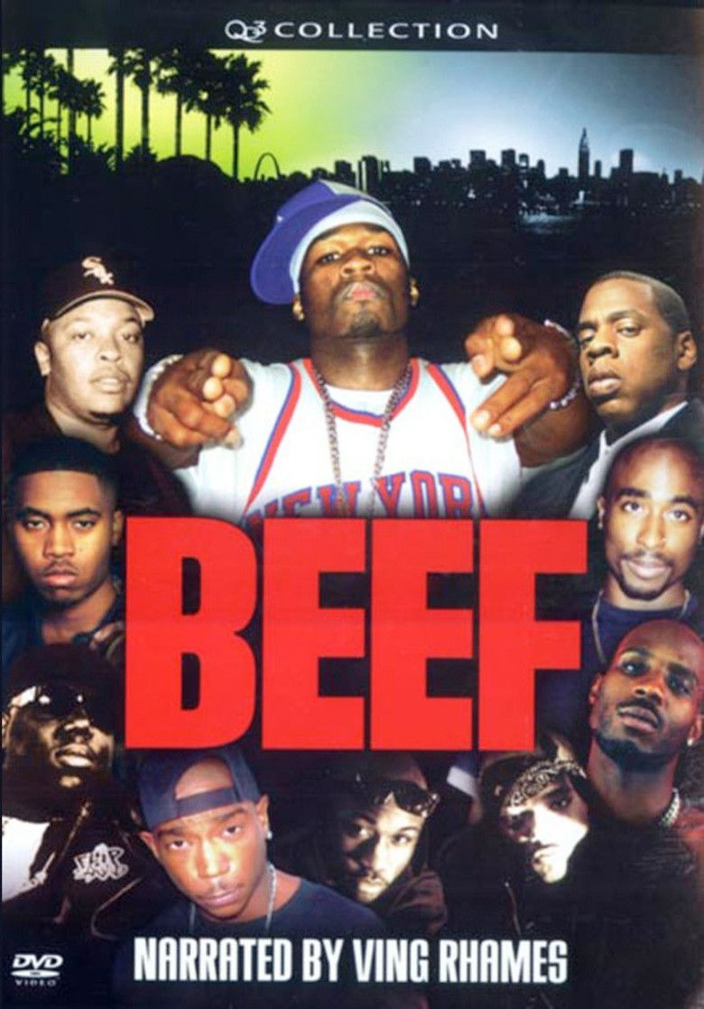 Beef (film) movie poster