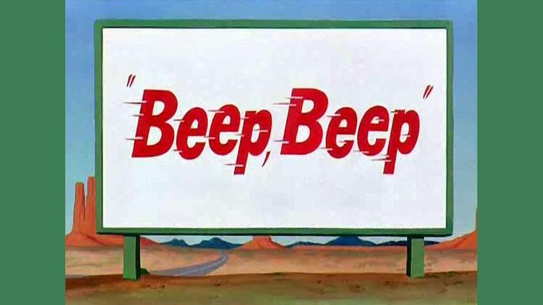 Beep, Beep (film) movie scenes