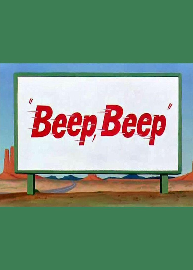 Beep, Beep (film) movie poster