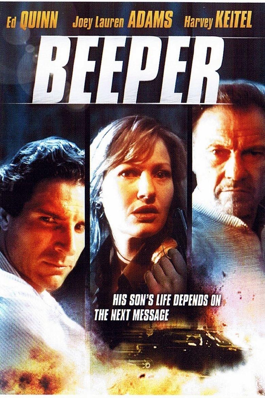 Beeper (film) movie poster