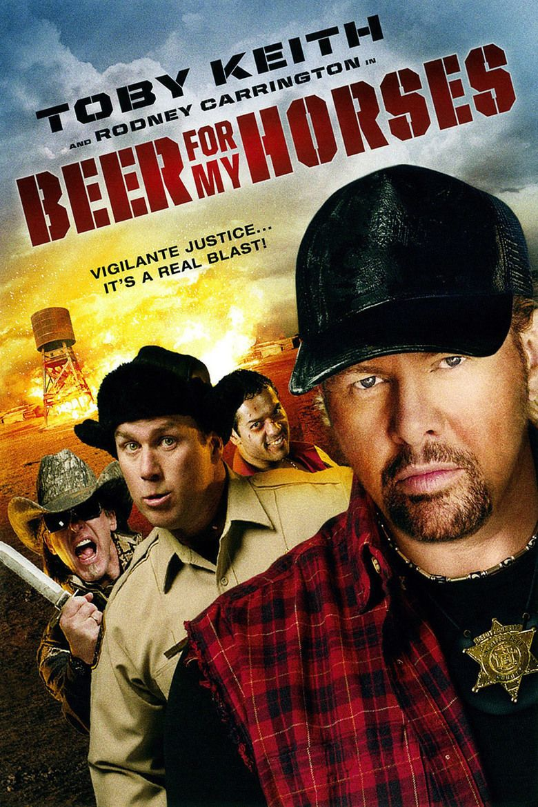 Beer for My Horses (film) movie poster