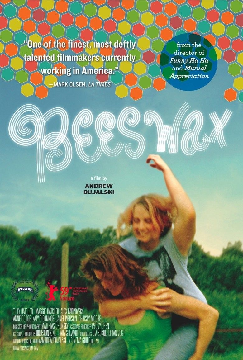 Beeswax (film) movie poster
