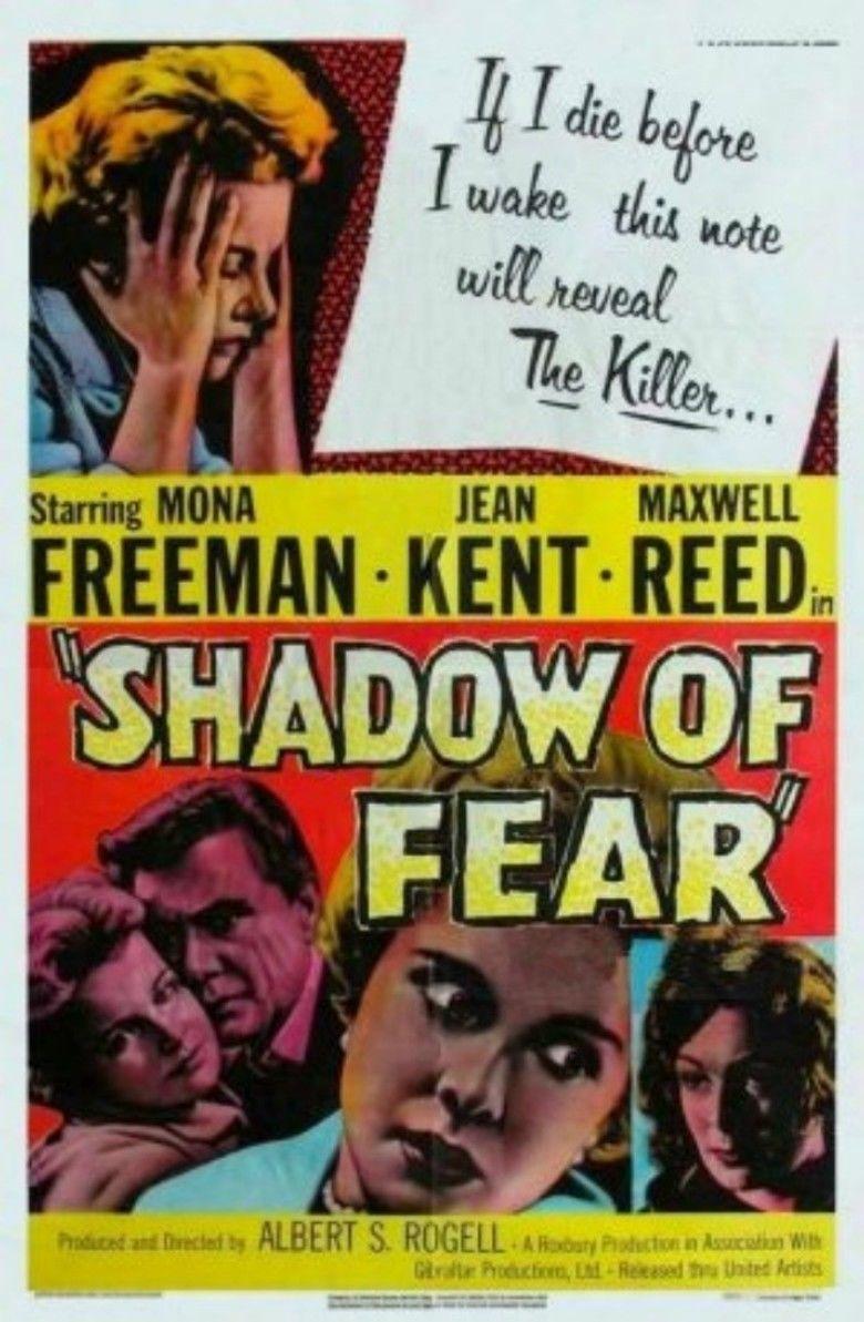 Before I Wake (1954 film) movie poster