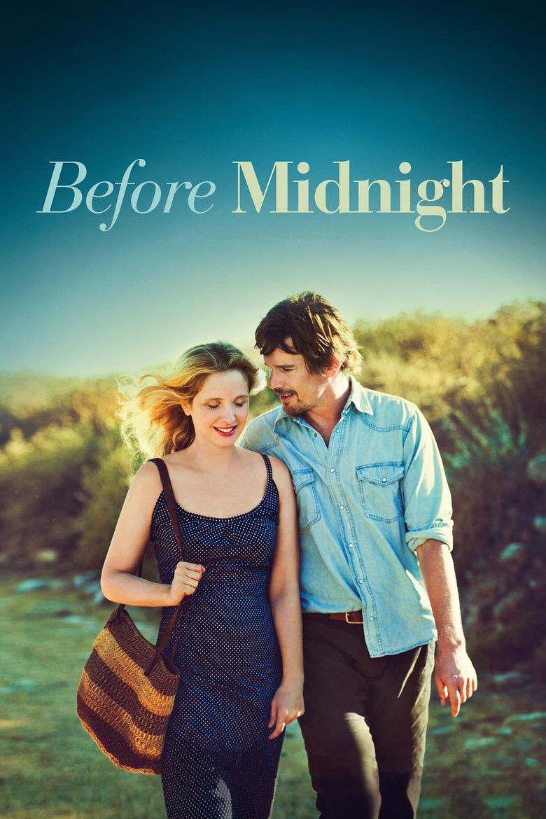 Before Midnight (film) movie poster