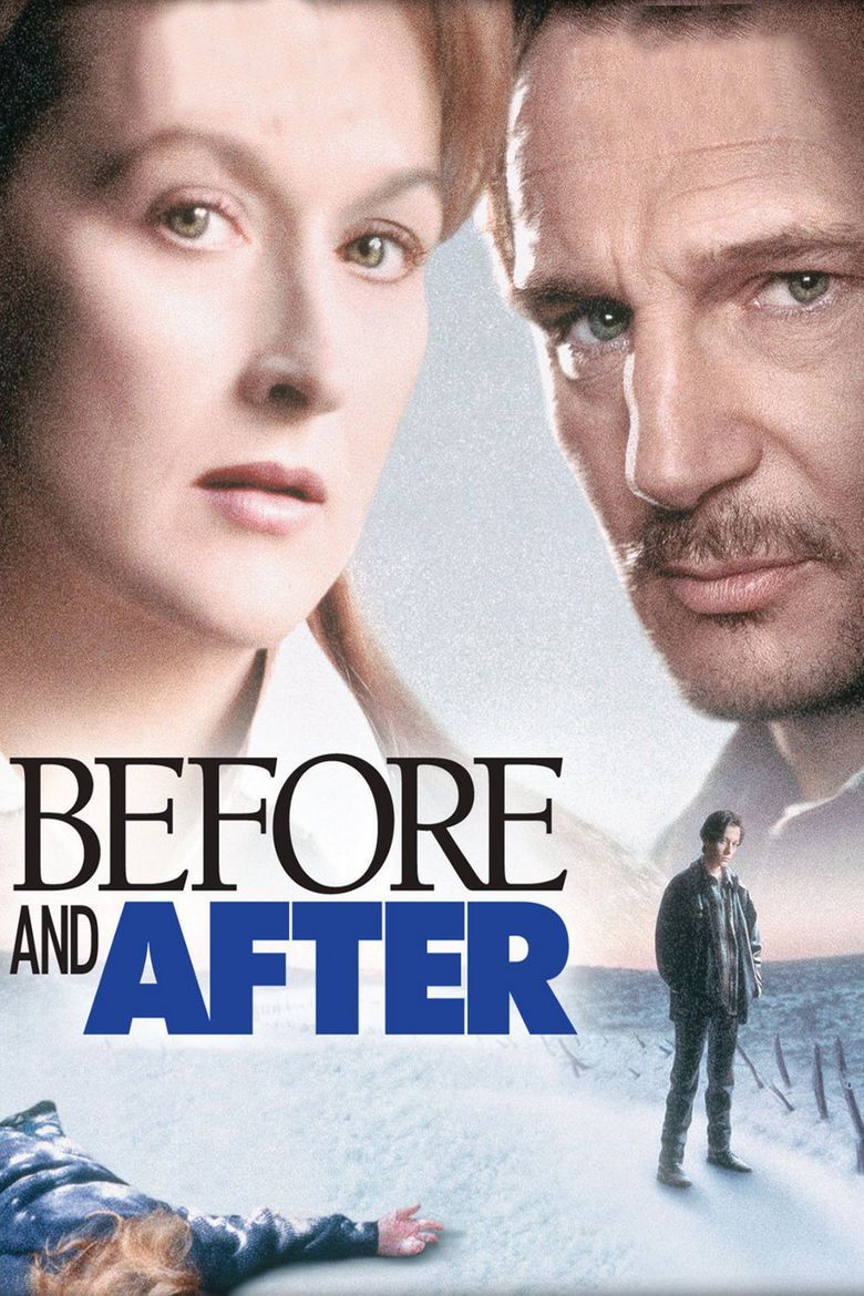 Before and After (film) movie poster