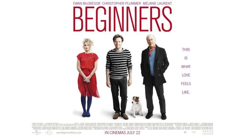 Beginners movie scenes