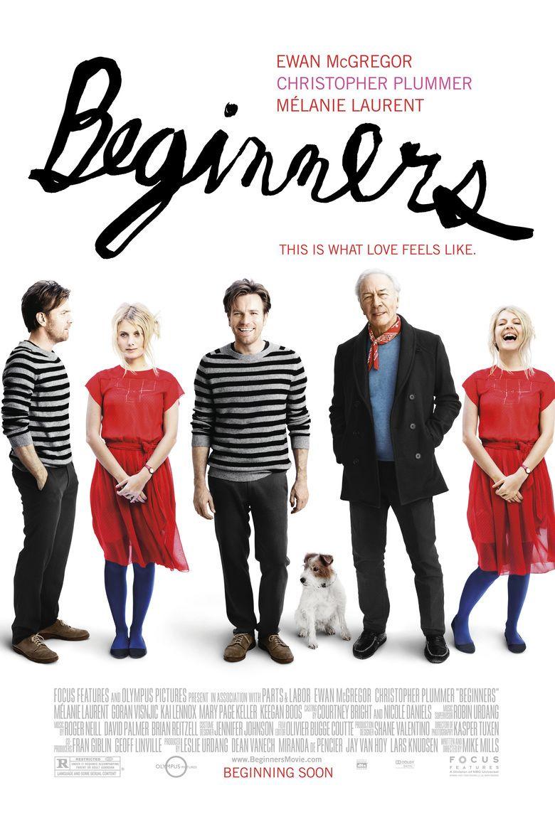Beginners movie poster