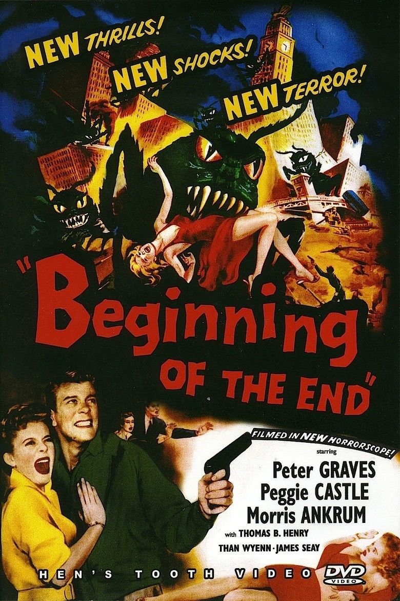 Beginning of the End (film) movie poster