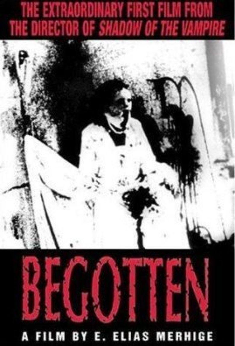 Begotten movie poster
