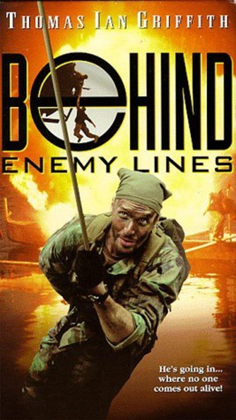 Behind Enemy Lines (1997 film) movie poster