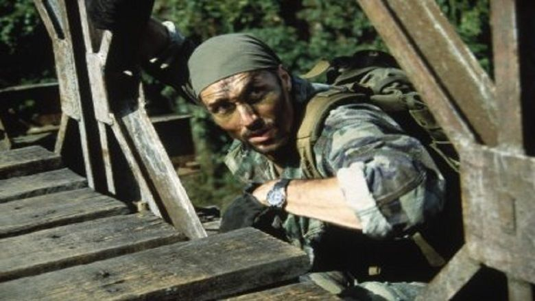 Behind Enemy Lines (1997 film) movie scenes
