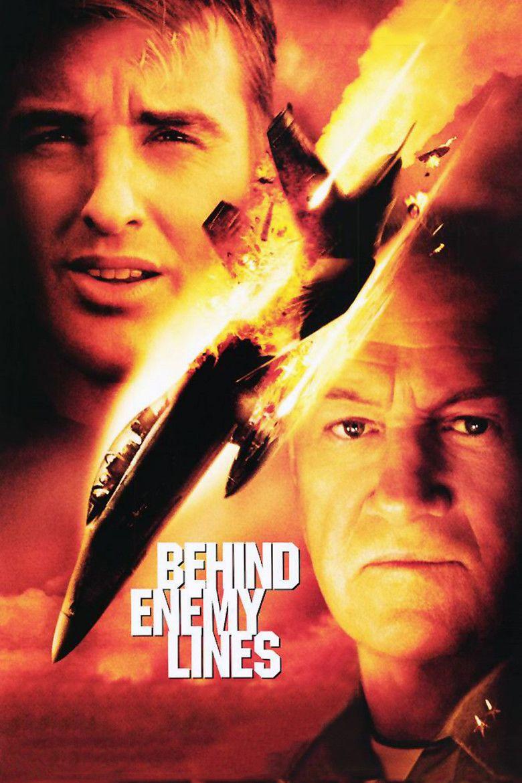 Behind Enemy Lines (2001 film) movie poster