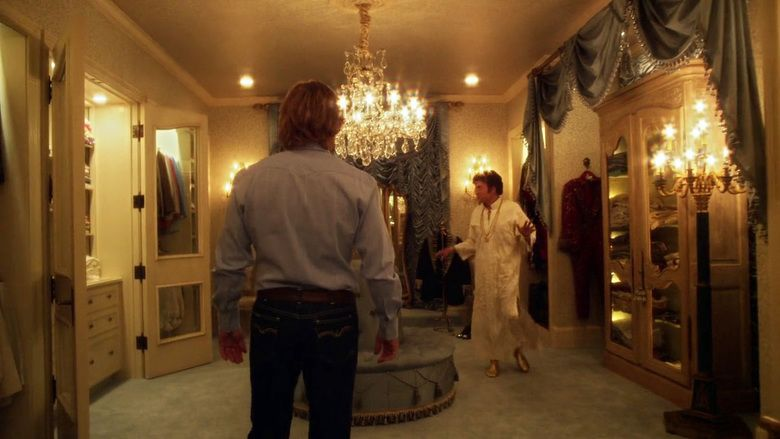 Behind the Candelabra movie scenes
