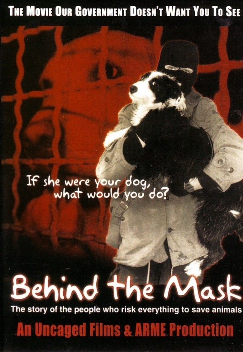 Behind the Mask (2006 film) movie poster