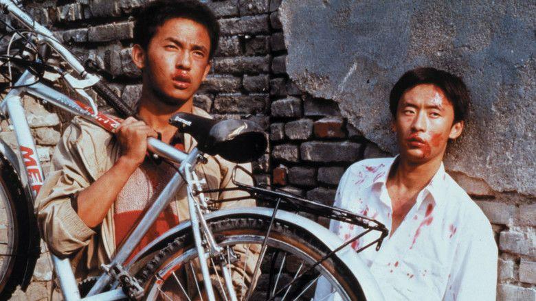 Beijing Bicycle movie scenes