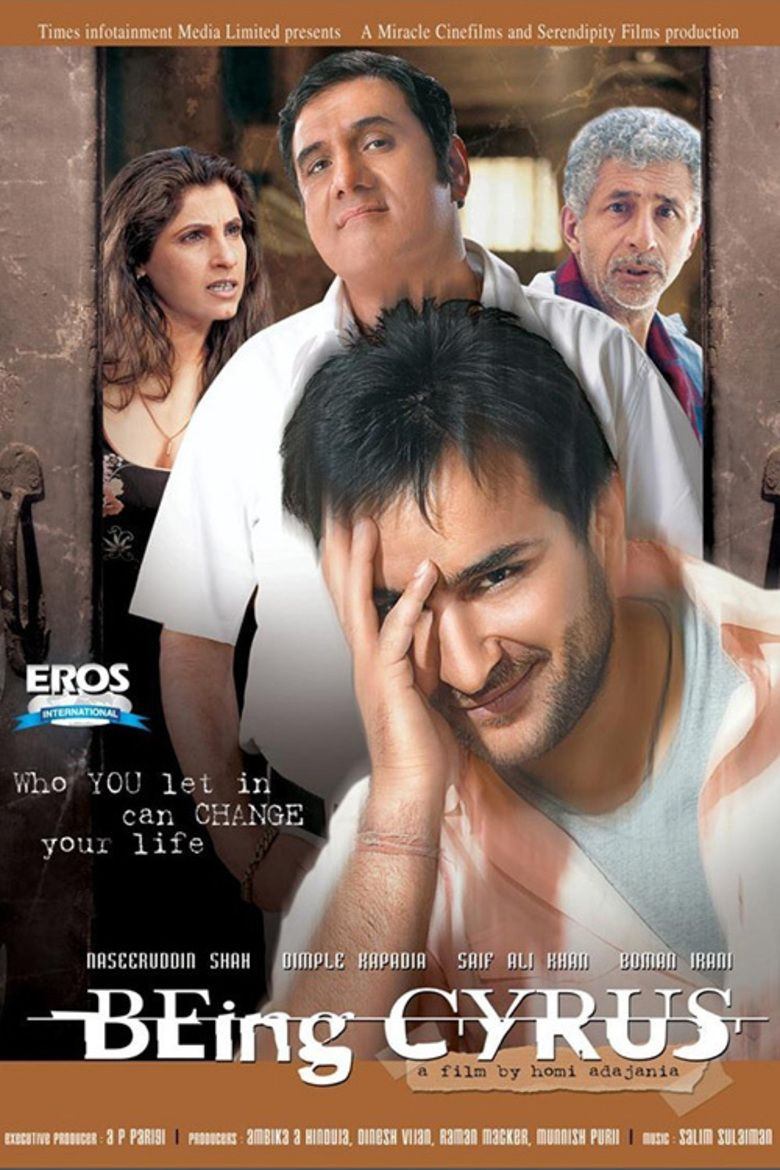 Being Cyrus movie poster