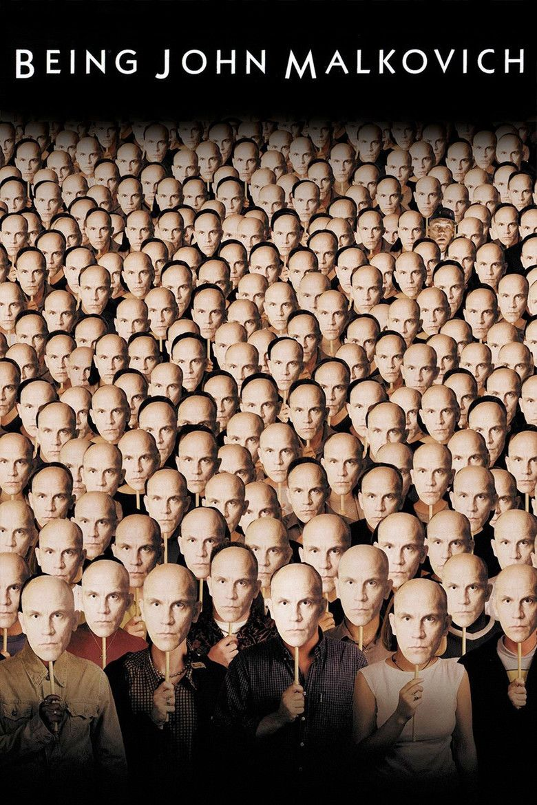 Being John Malkovich movie poster