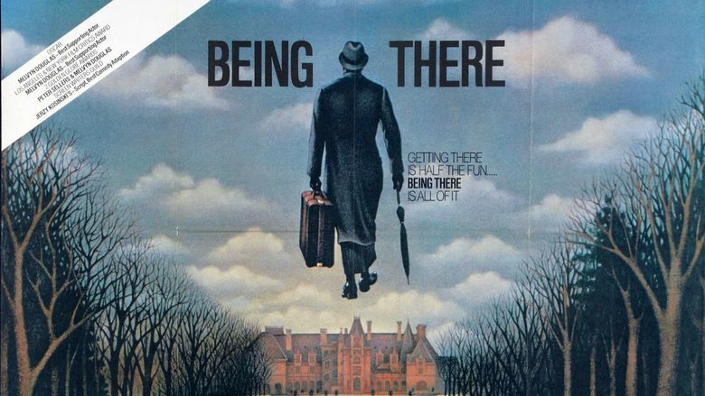 Being There movie scenes